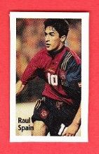 Spain Raul Real Madrid